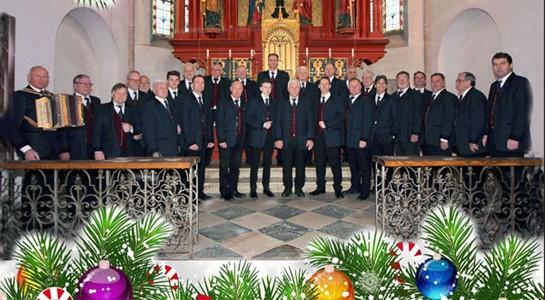 Christmette in der Jaklinger Kirche am 24.12.2018