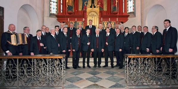 Adventkonzert der Jaklinger Sänger in der Domkirche von St.Andrä am 16.12.2018